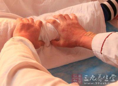 压痛的范围、部位、程度如何,可用来鉴别是伤筋还是伤骨
