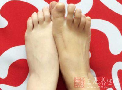足部按摩治疗基本手法