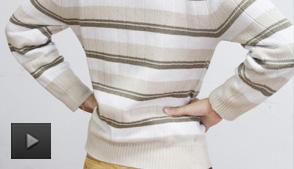 腰椎间盘突出症患者经常闪腰怎么办