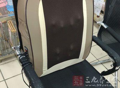 按摩器可治疗低血压、风湿病
