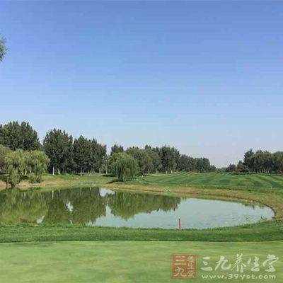 观澜湖获国际花园社区金奖第一名