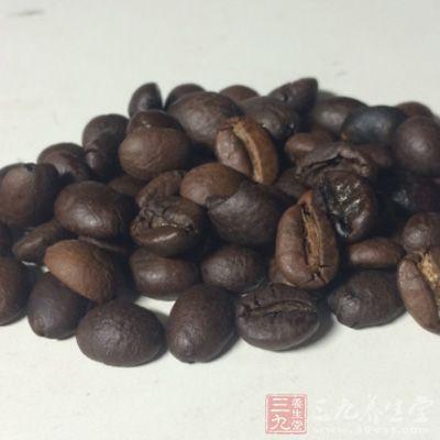 导致咖啡豆的收成减少了很多