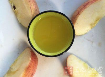 苹果汁有助于抑制健忘症