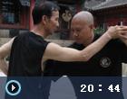 太极拳的两种步法练习