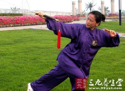 杨氏太极拳85式视频 太极拳教学教程