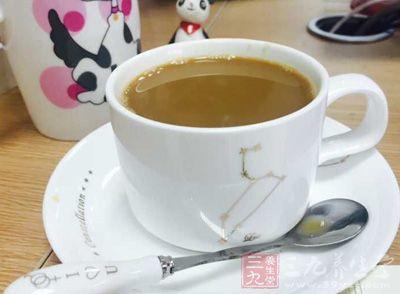 少喝咖啡与酒