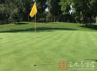 对于高尔夫新手来说,初站在场地上的那一刻难免会无所适从
