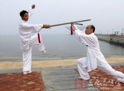 中國武術 古武和現代武術的區別是什么