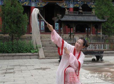 中國武術 傳統武術的特點是什么