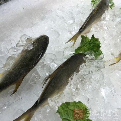 海水鱼的味道要比河水鱼鲜美