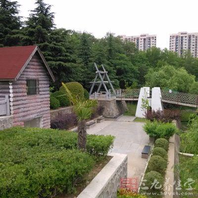 公园免费让市民越来越贴近绿水青山