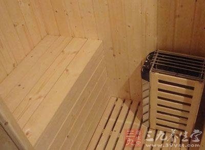 桑拿用品 家用桑拿浴箱的功效
