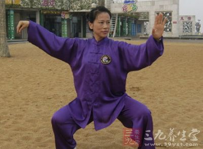杨式太极拳 如何学好杨式太极拳的步法