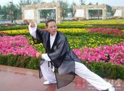 杨式太极拳 杨式太极拳学习的七个阶段