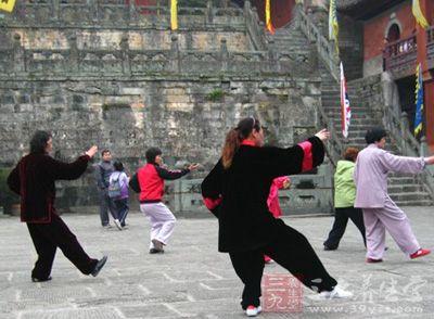 杨式太极拳 练杨式太极内功的八大功法