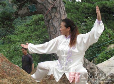 杨式太极拳 杨式太极内功修炼的八种方法