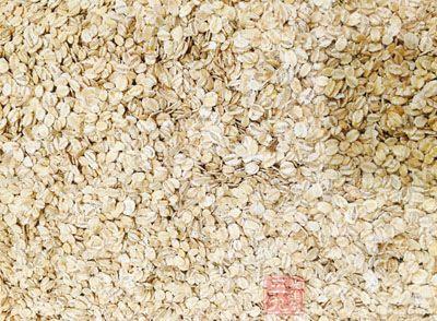 燕麦片面膜可有效清除毛孔污渍