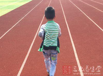 跑步可以增强我们的身体健康