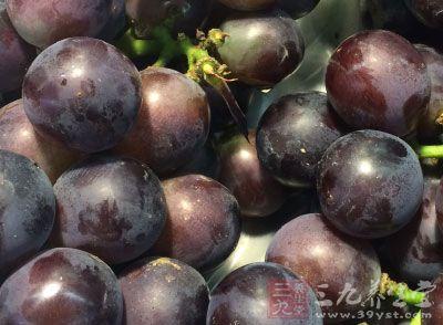 经期能吃葡萄吗 有哪些注意事项