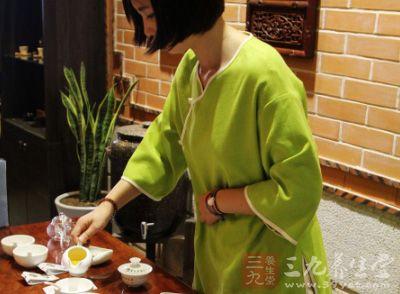 茶道文化 请客上茶的时候需注意什么