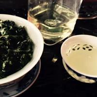 治疗带下的白果茶