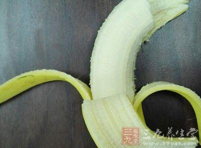 酒后吃几根香蕉,能够增加血糖浓度
