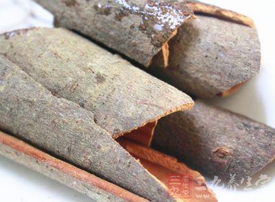 桂皮在我国就已作为肉类的调味品与生姜齐名