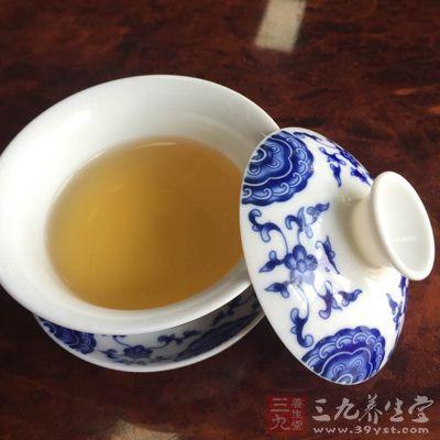 这种茶水温度适中,其雨量充沛