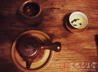 畅饮一碗谷雨茶 清肝明目不惧疾病侵身