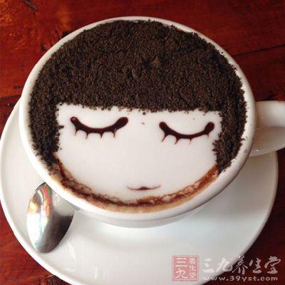 咖啡会使你有小便的冲动