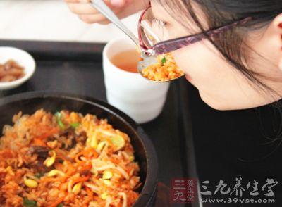 吃饭 女 午餐1