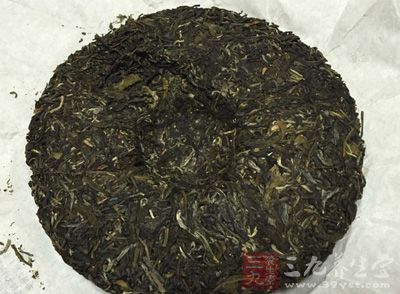 普洱茶知识 普洱茶饼是如何制作而成的
