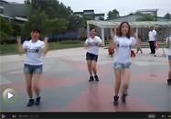 广场舞最炫民族风动作教学分解视频