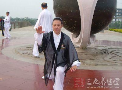 杨式太极拳24式 杨式太极拳24式的三种境界