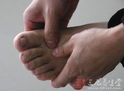 人体很多重要经脉都起源于足部
