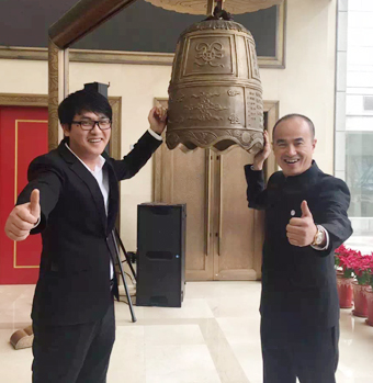民福康新三板挂牌仪式在京隆重举行
