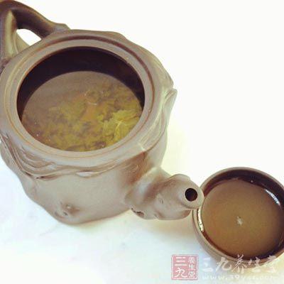 而在这个时候喝绿茶对于身体保健是好的