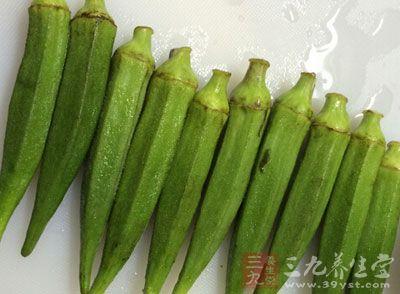 据说秋葵有抗疲劳、美肤、降血糖、补肾益气的作用