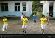 广场舞最炫民族风16步动作分解视频教学
