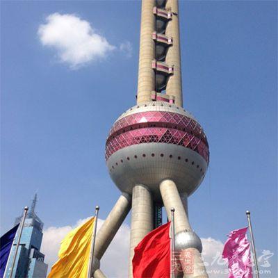 毕业旅行来上海感受她的大气和优雅吧