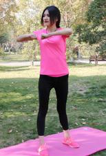 养生运动调理身体