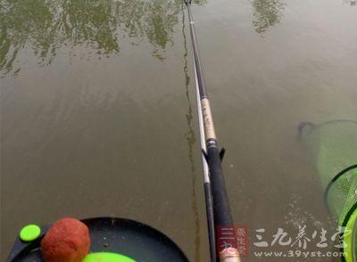 钓鱼技巧 夏季如何在落水的时候钓鱼