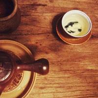 治疗失眠的黄连肉桂茶