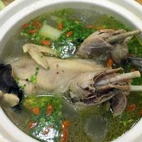 喝山药鸡汤能促进食欲