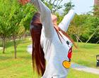 久坐练习瑜伽保养脊椎