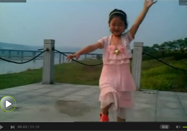 少儿舞蹈最炫民族风正反面教学分解视频