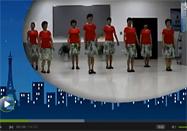 又见山里红广场舞分解动作教学视频