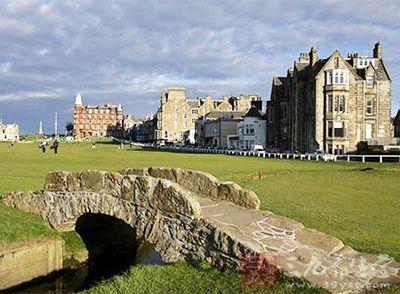 英国高尔夫球场 这些出名的球场你都了解吗