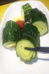 吃蔬菜也能瘦身