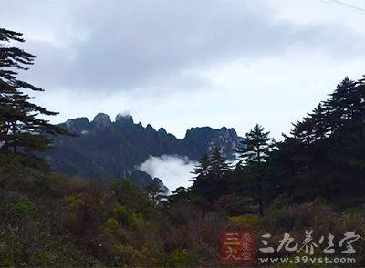 登山旅游景点 适合夏季攀登的5大名山